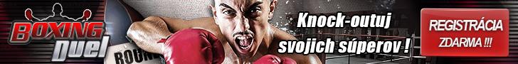 Boxing Duel - Online boxer-ská hra zdarma - Ukáž silu bojovníka!