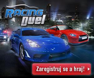 Racing Duel - Online automobil-ová hra zadarmo - Zažij jízdu svých snů!